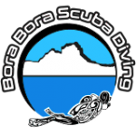 Bora Bora scuba diving logo